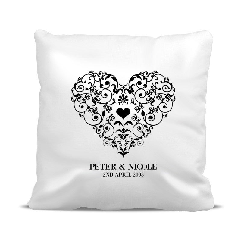 Heart Classic Cushion Cover