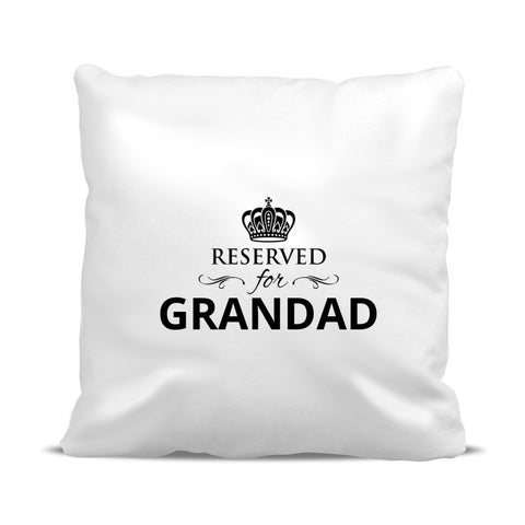 Reserved Classic Cushion Cover