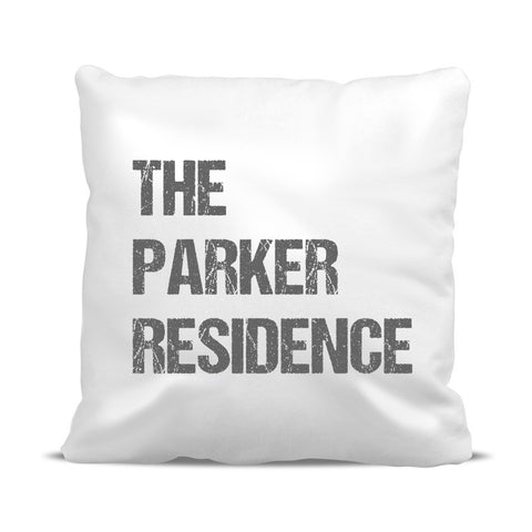 Residence Cushion Cover
