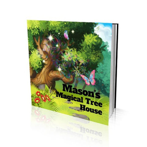 Soft Cover Story Book - Magical Tree House