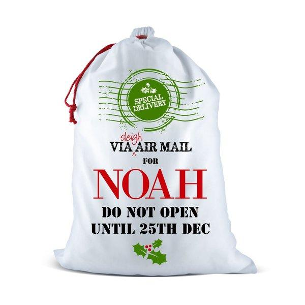 Air Mail Santa Sack