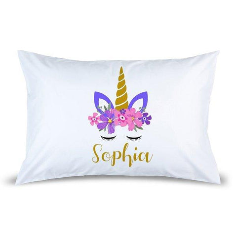 Unicorn Pillow Case