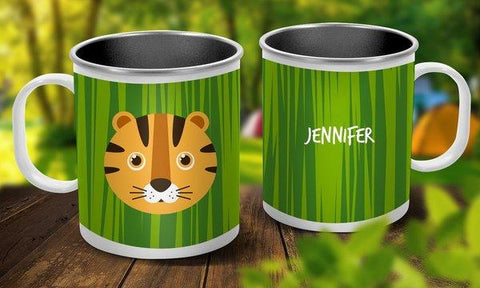 Tiger Outdoor Mug