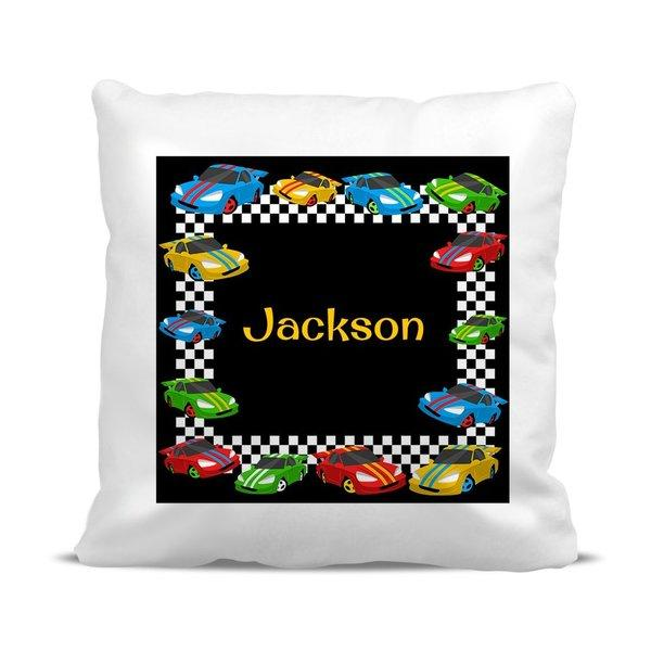 Race Car Classic Cushion Cover