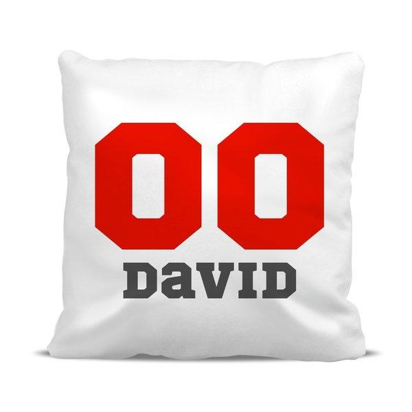 Sports Number Classic Cushion Cover