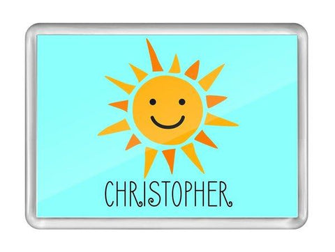Sunshine Fridge Magnet