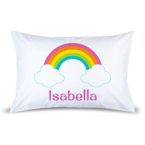 Rainbow Pillow Case