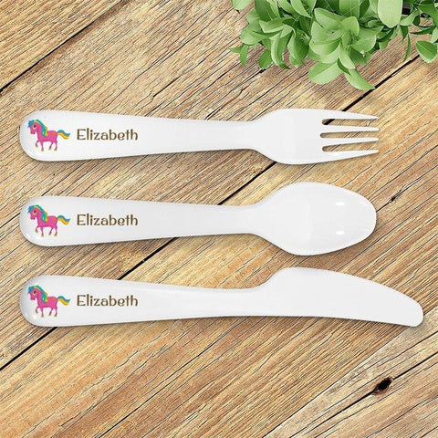 Pony Kids' Cutlery Set