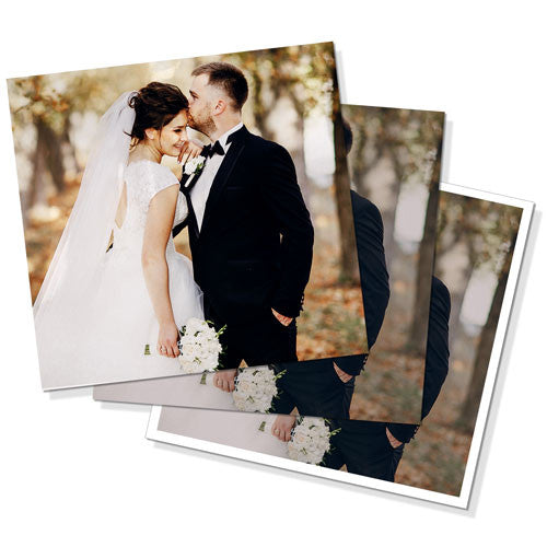 "12 x 12"" Square Digital Photo Print"