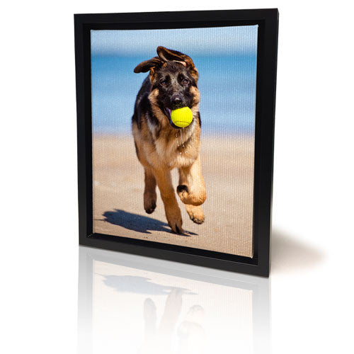 "16 x 20"" Framed Canvas Prints (Black Frame Temp Out of Stock)"