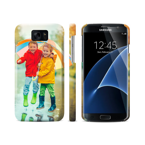 Samsung Galaxy S7 Edge - 3D Wrap Phone Cover