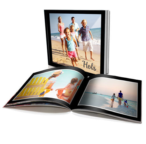 "8 x 8"" Personalised Soft Cover Book (40 Pages)"
