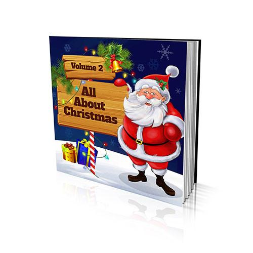 Large Soft Cover Story Book - All About Christmas Volume II