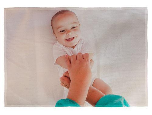 "Large Fleece Blanket 135x180cm (54x72"")"