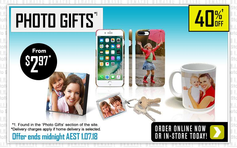 Home Photo Gifts offer - ends 4.03.18