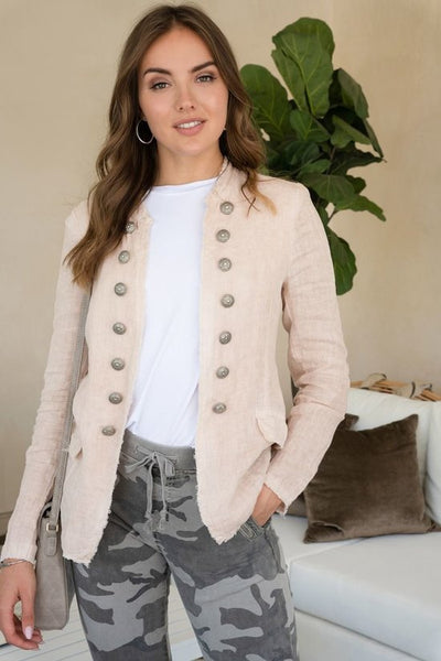 Blush Short Sargent Pepper Jacket
