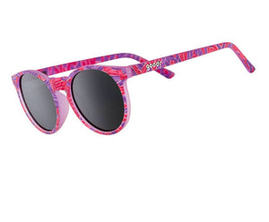 Kunzite GoodR Circle Sunglasses