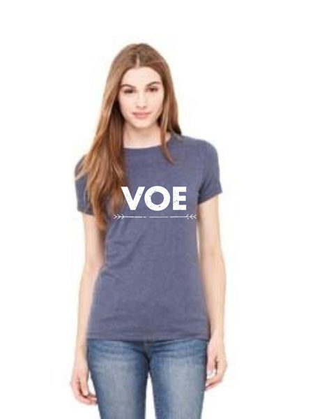 VOE Tee For East Spring Branch Food Pantry