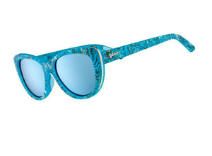 GoodR Teal Sunglasses