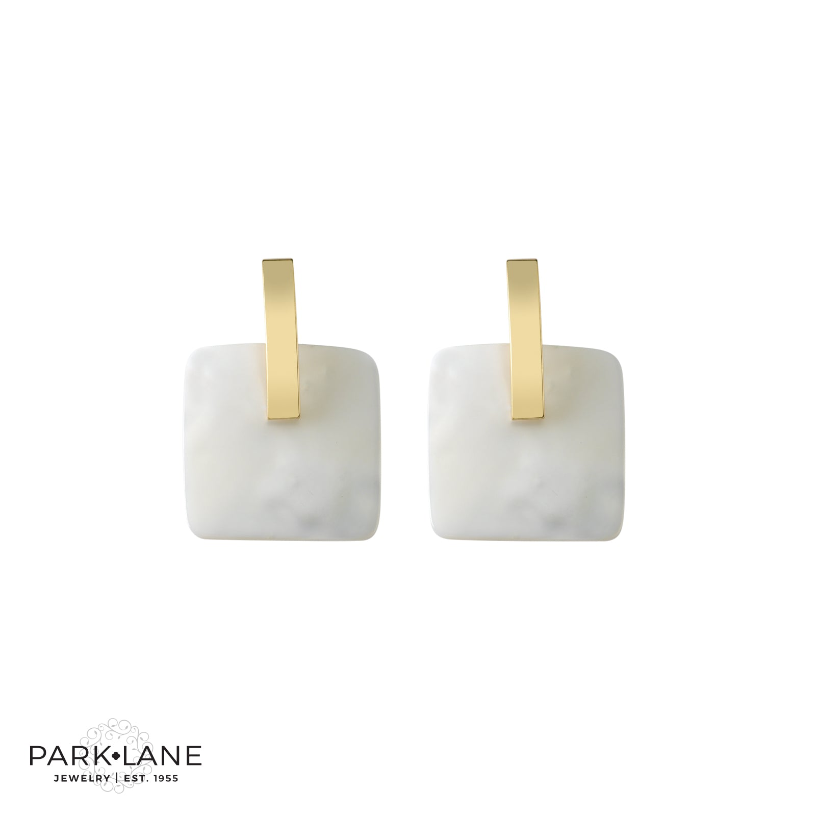 Coconut Earrings - Park Lane