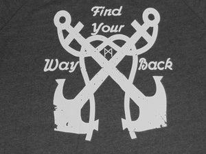Find Your Way Back Anchor T-Shirt