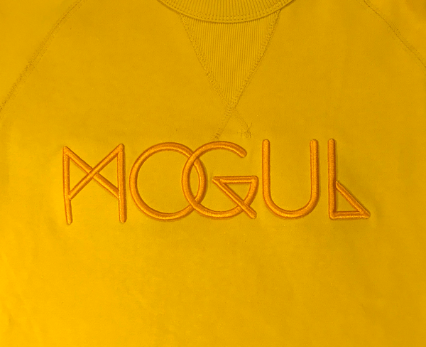 MOGUL Embrodiered Crewneck