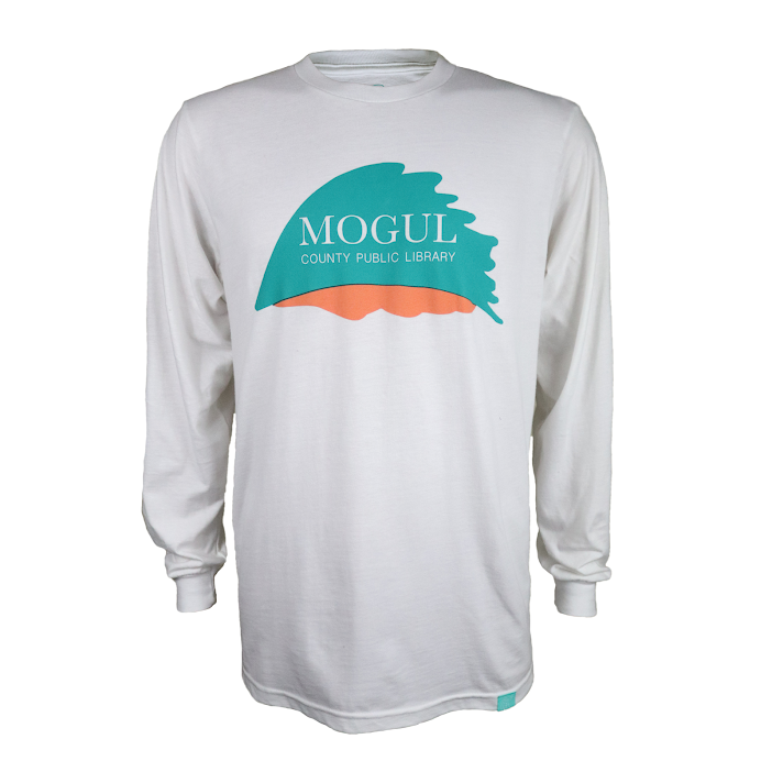 Mogul Library Long Sleeve Tee