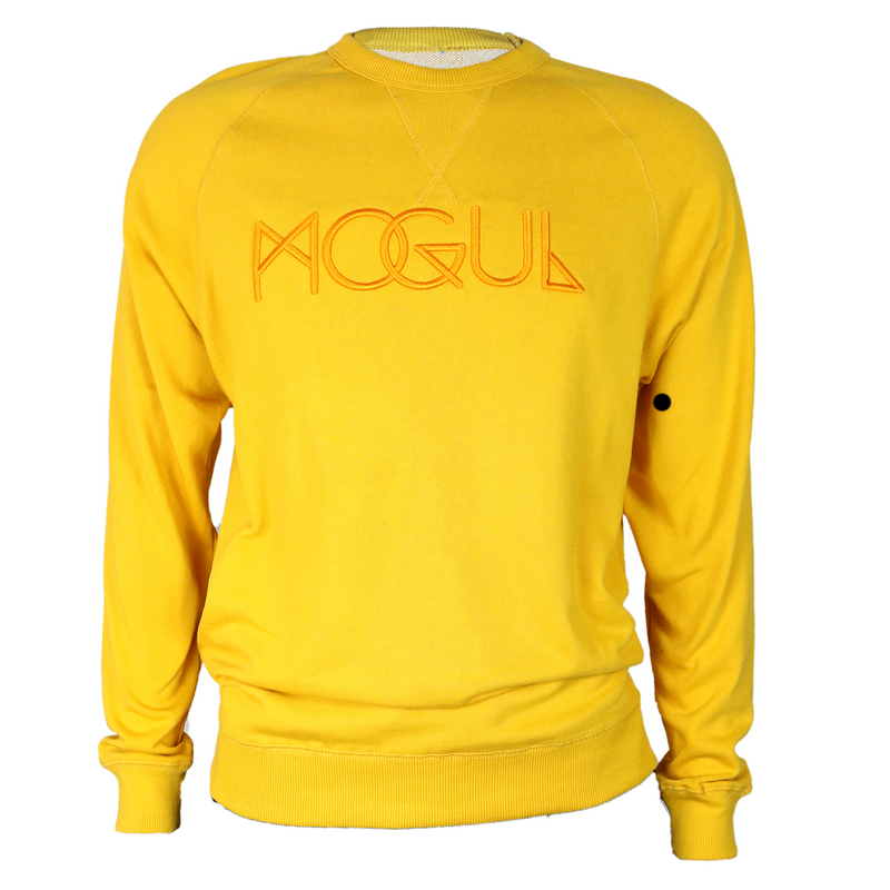 MOGUL Embroidered Crewneck