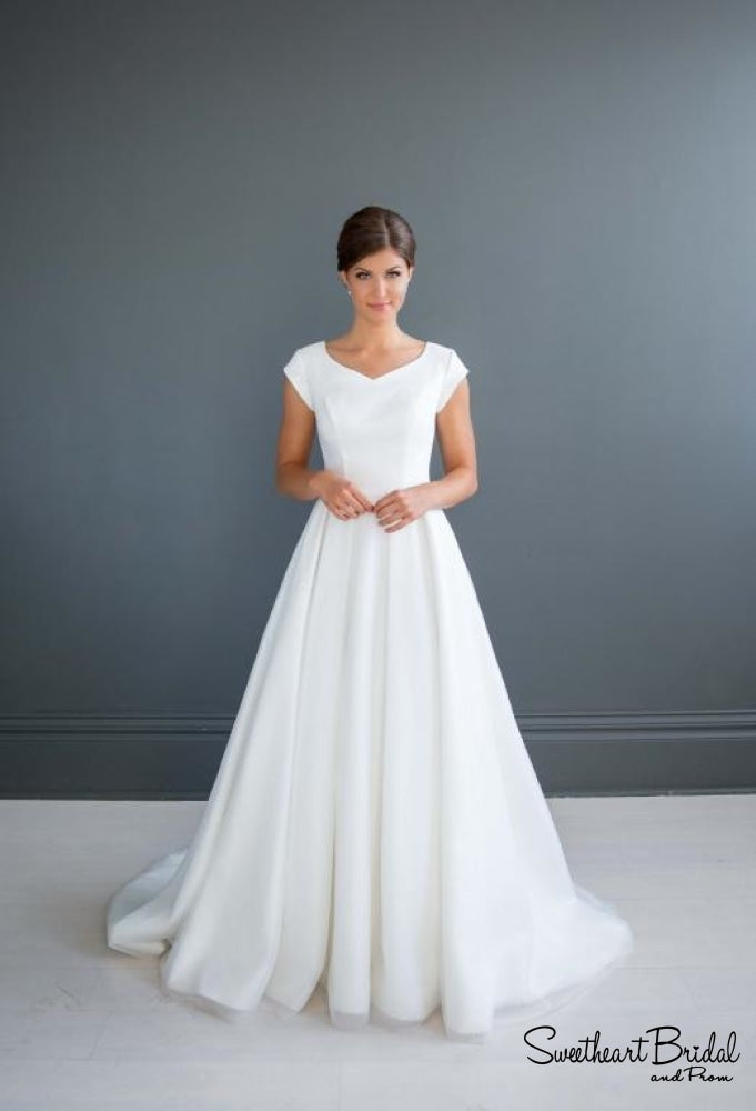 7206- Kimberly Bridal