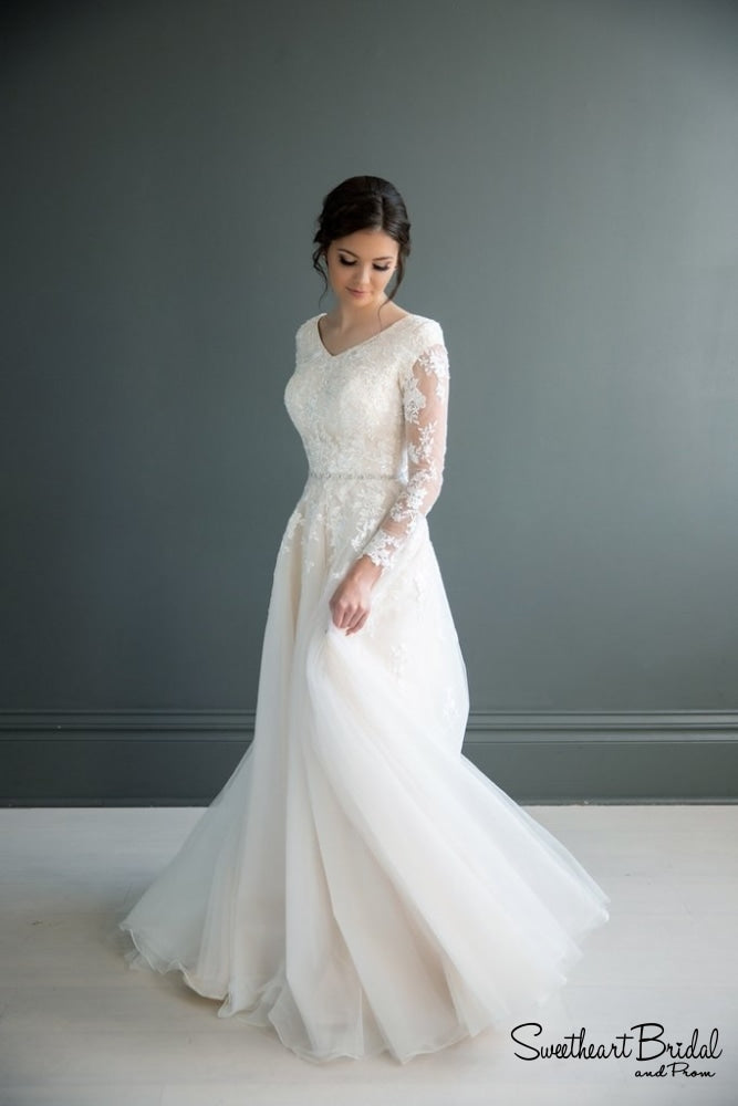 7212- Oaklee Bridal