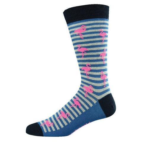 Pussyfoot Bamboozld Flamingo Design Socks
