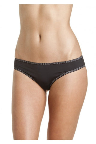 Bonds Microfibre Bikini Brief Black