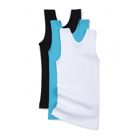Bonds Boys Chesty Singlets 3 Pack