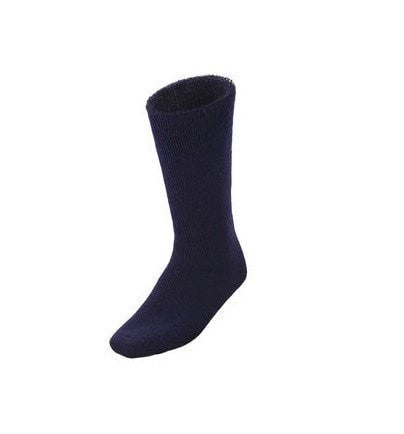 King Gee Fully Cushioned Work Socks - 3 Pack (Navy)