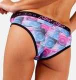 Sly Underwear Basic Briefs Ghetto Blasters