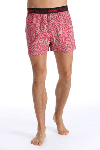 Mossimo Harry Woven Sleep Shorts
