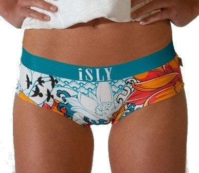 Sly Underwear Boyleg Brief Lotus