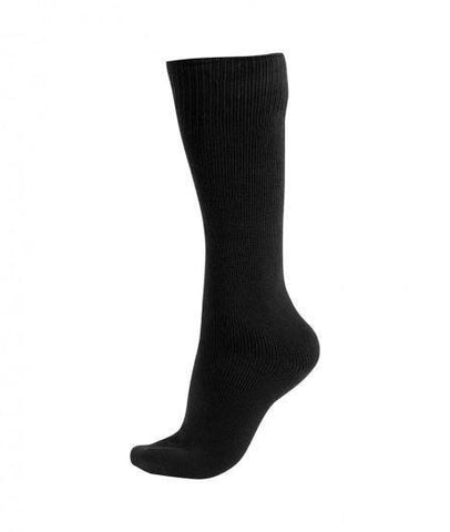 King Gee Fully Cushioned Work Socks - 3 Pack (Black)