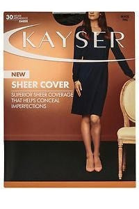 Kayser Superior Sheer 30 denier - Black