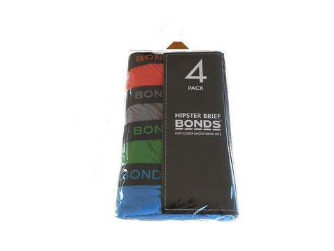 Bonds Elastic Hipster Briefs