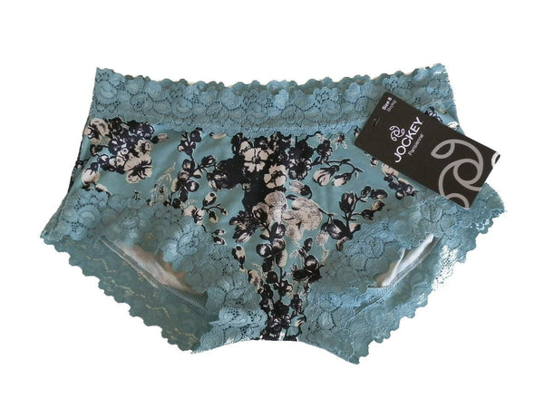 Jockey Parisienne Print Boyleg Brief