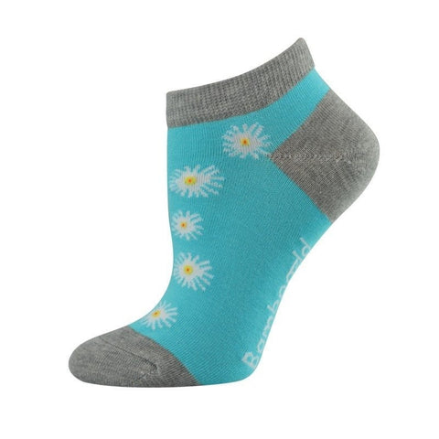 Pussyfoot Bamboozld Daisy Design Socks