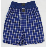 Rio Men's Woven Cotton Blend Boxers - 2 pack