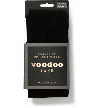 Voodoo Opaque Tights Black