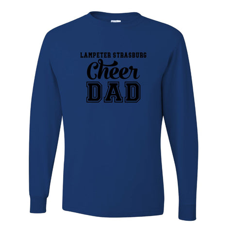 LS Cheer Dad Long Sleeve T-Shirt