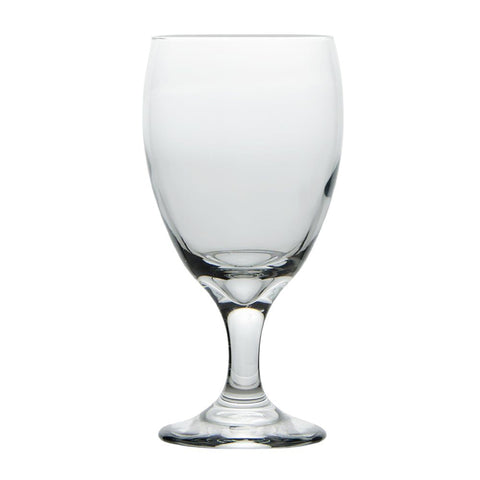 Etched Water Goblets