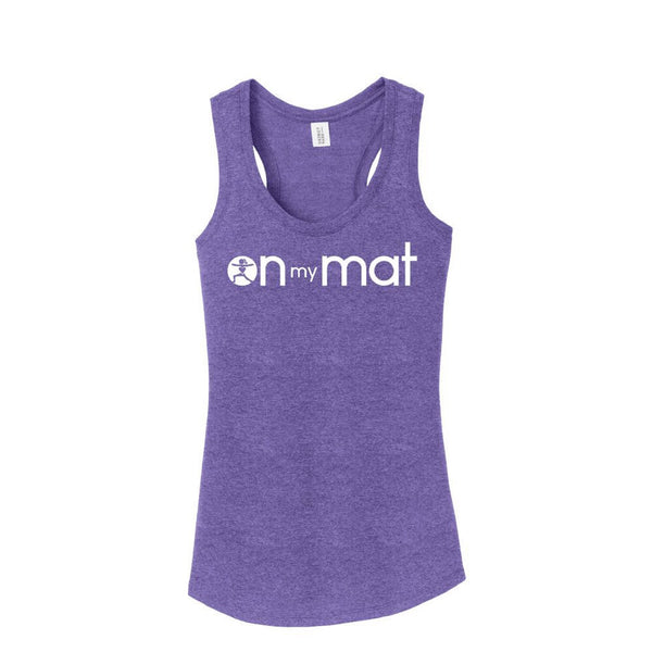 OMM District Women's Perfect Tri Racerback Tank