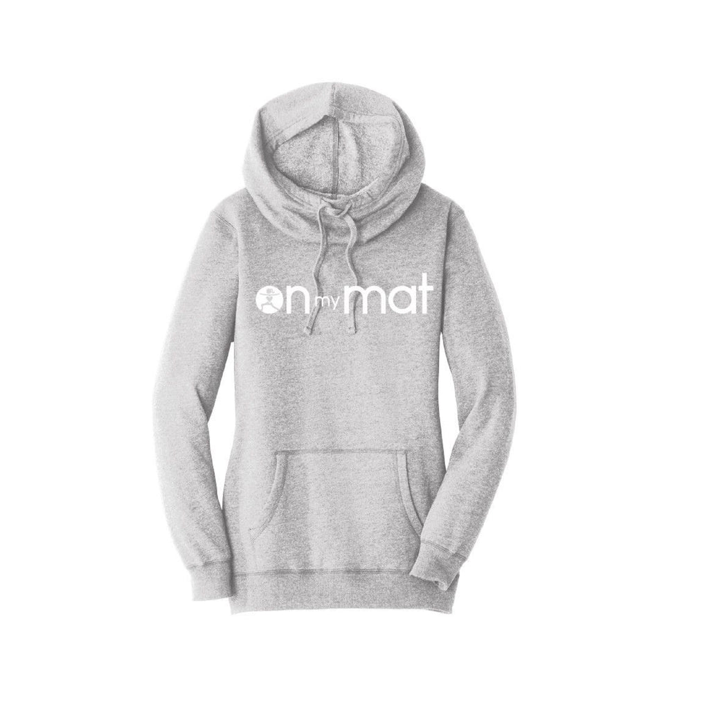 OMM District Women's Lightweight Fleece Hoodie