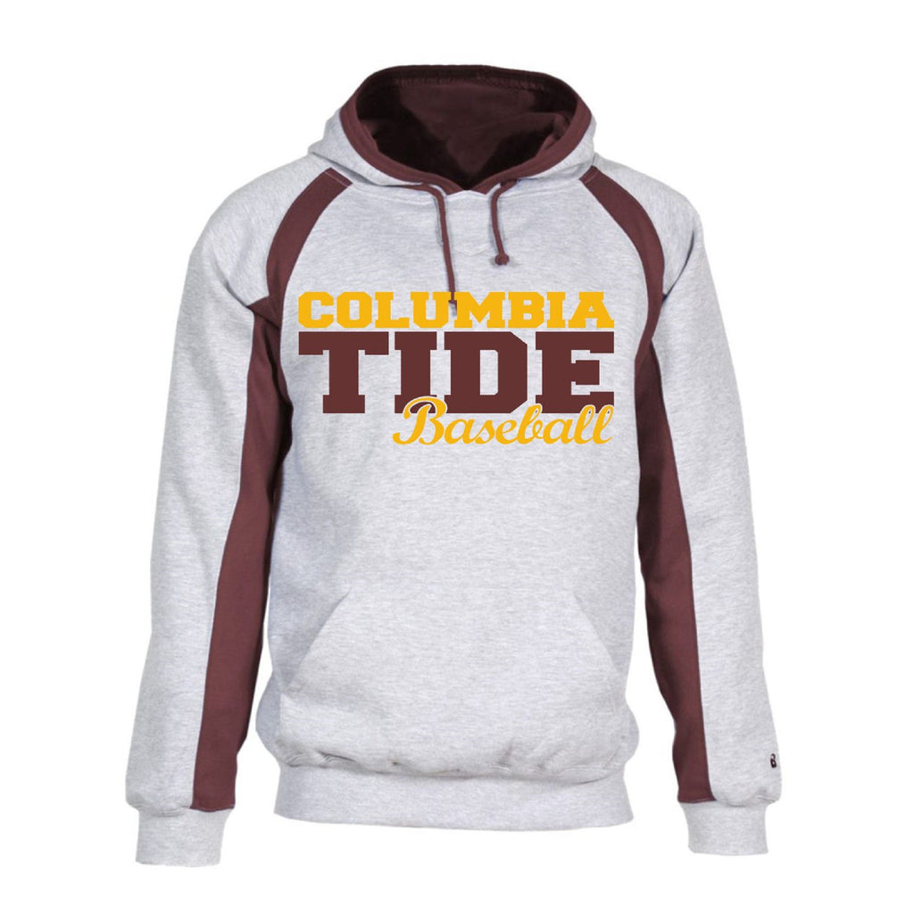 Columbia Baseball Hook Hooded Sweatshirt