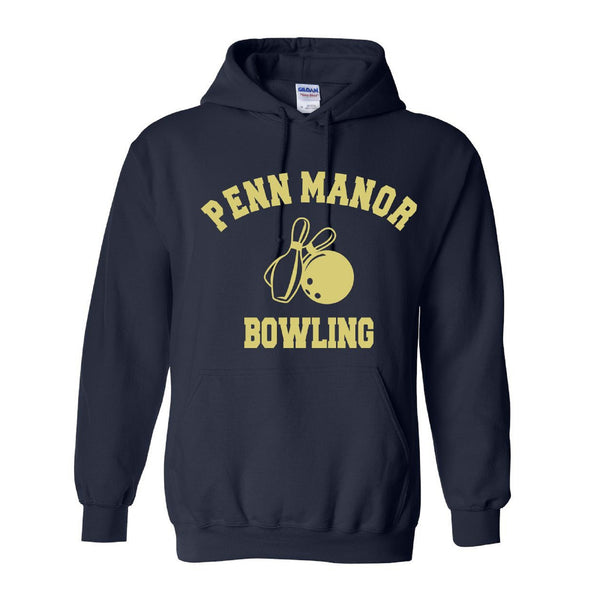 PM Bowling Hooded Sweatshirt